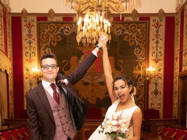 La boda de Kevin y Julia en Petrer, Alicante 34