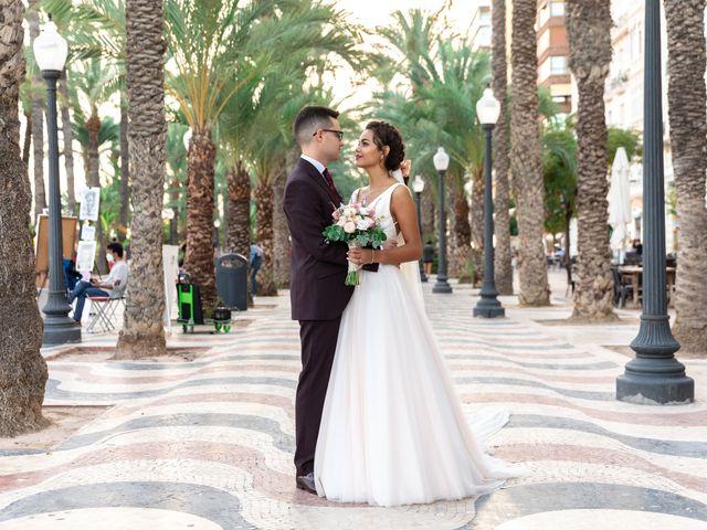 La boda de Kevin y Julia en Petrer, Alicante 43