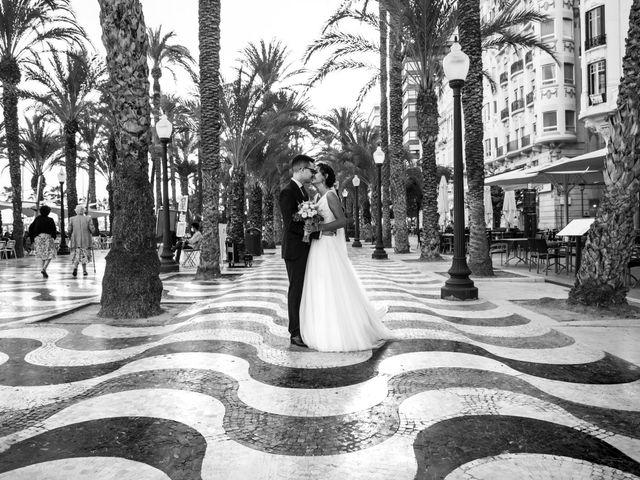 La boda de Kevin y Julia en Petrer, Alicante 44