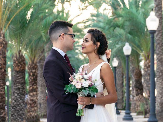 La boda de Kevin y Julia en Petrer, Alicante 45