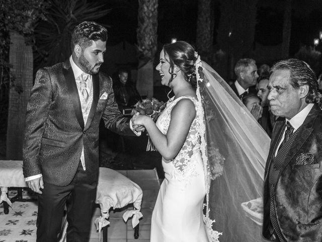 La boda de Patricio  y Alba en Espartinas, Sevilla 1
