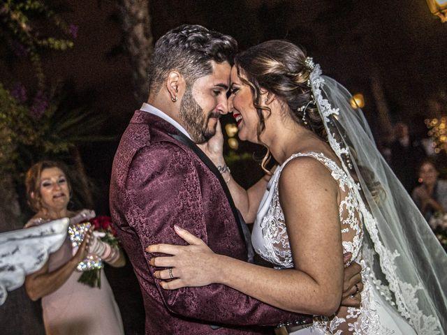 La boda de Alba y Patricio