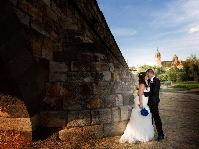 La boda de Álvaro y Sara en Salamanca, Salamanca 6
