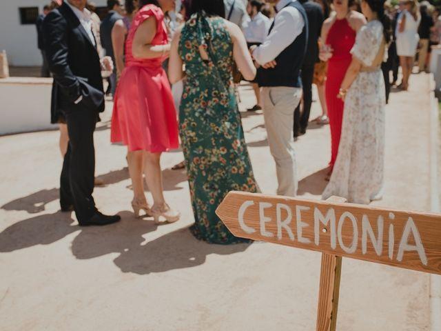 La boda de Chema y Lucía en Granada, Granada 14