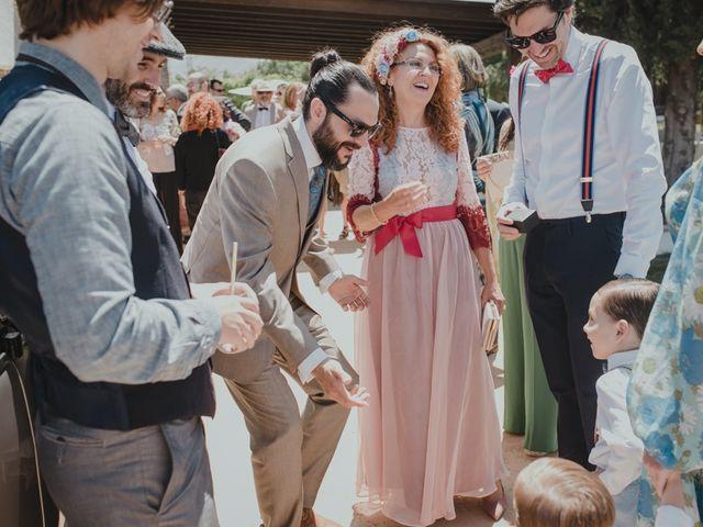 La boda de Chema y Lucía en Granada, Granada 16