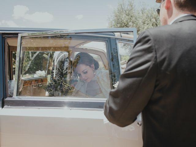 La boda de Chema y Lucía en Granada, Granada 22