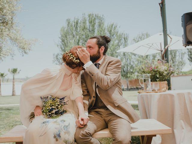 La boda de Chema y Lucía en Granada, Granada 2