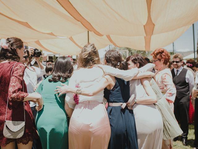 La boda de Chema y Lucía en Granada, Granada 31