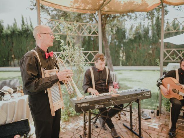La boda de Chema y Lucía en Granada, Granada 35