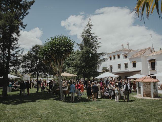 La boda de Chema y Lucía en Granada, Granada 37