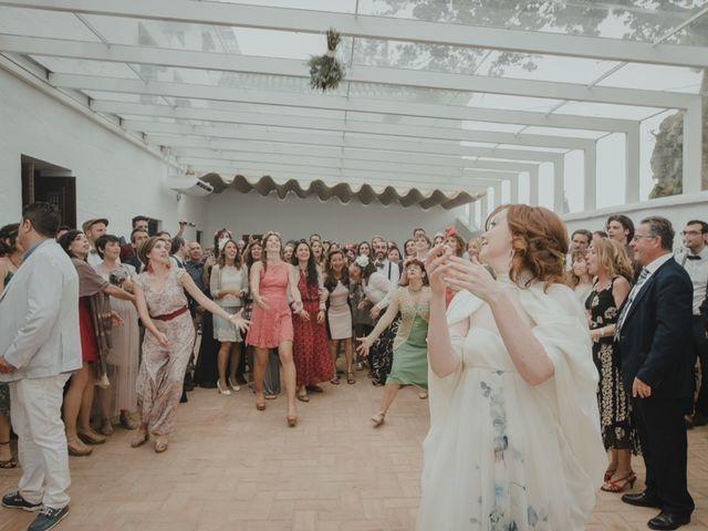 La boda de Chema y Lucía en Granada, Granada 44