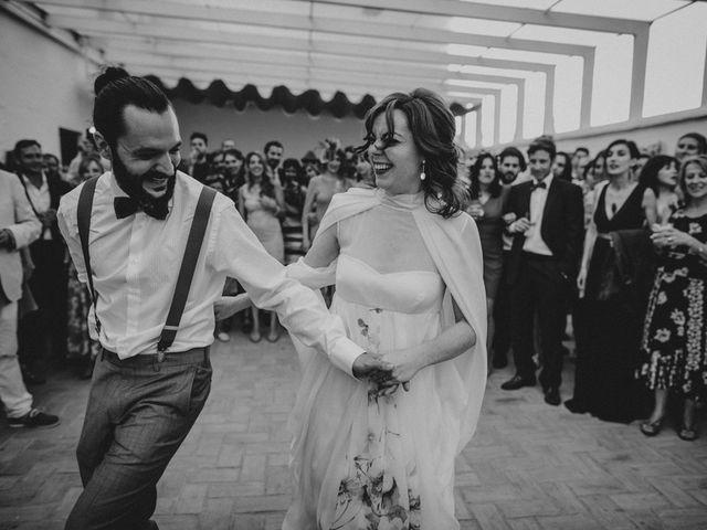 La boda de Chema y Lucía en Granada, Granada 45