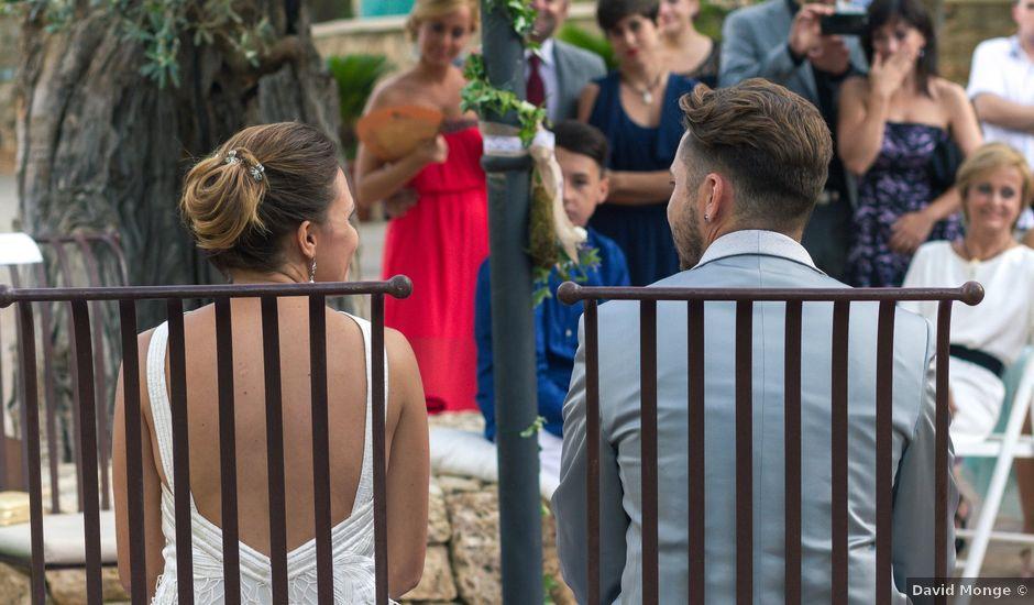 La boda de Xisco y Lourdes en Alaro, Islas Baleares
