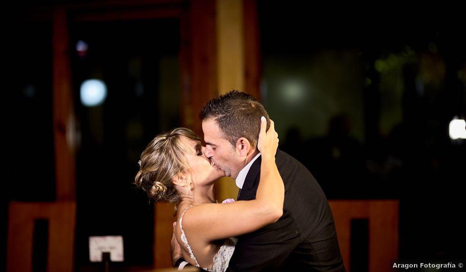 La boda de Angel y Amanda en Algorfa, Alicante