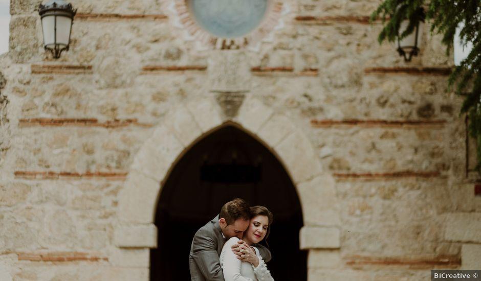 La boda de Carlos y Ana en Quintanar De La Orden, Toledo