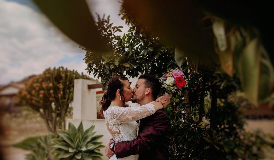 La boda de Joanne y Ismael en Las Palas, Murcia