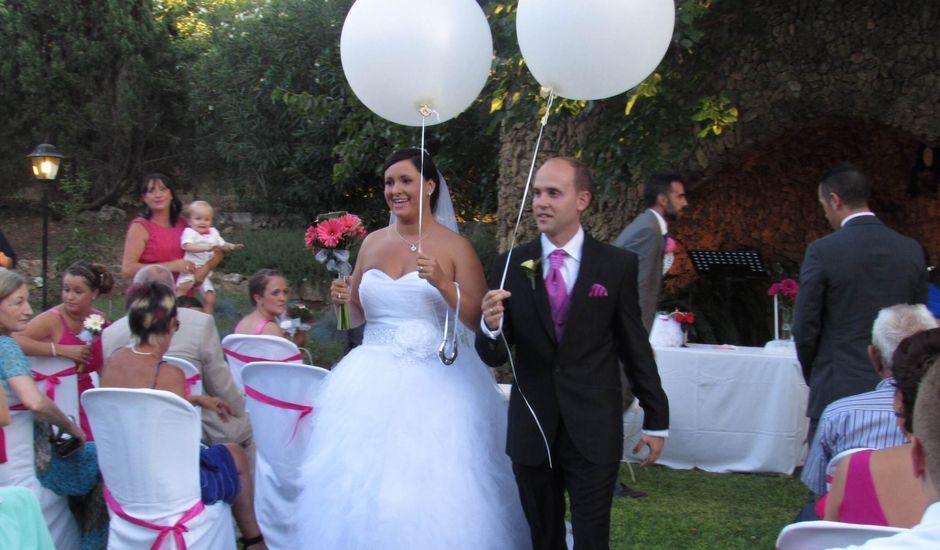 La boda de Danielle y Jaime en Alhaurin De La Torre, Málaga