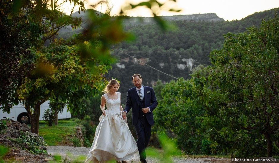 La boda de Martin y Daniela en Tagamanent, Barcelona
