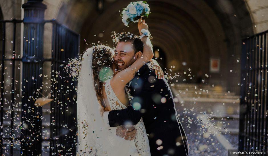 La boda de Jose y Christi en Zaragoza, Zaragoza