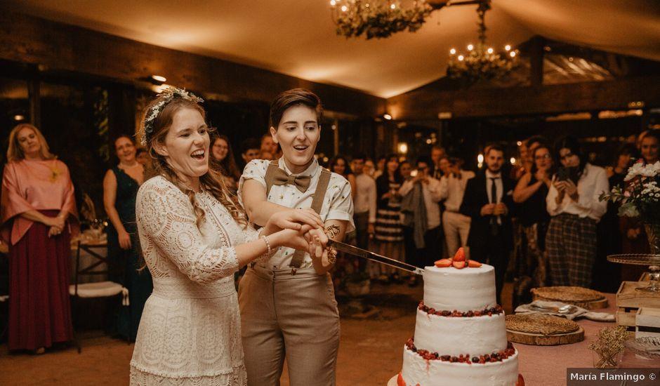 La boda de Malin y Jules en Toledo, Toledo