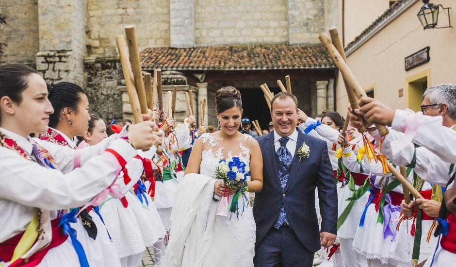 La boda de Roberto y Verónica  en Ampudia, Palencia