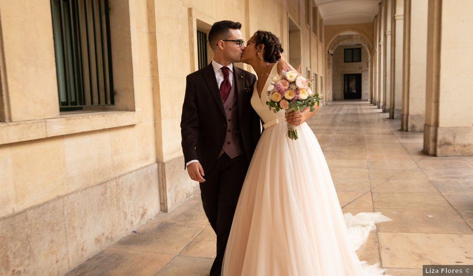 La boda de Kevin y Julia en Petrer, Alicante