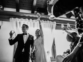 La boda de Isabelle y Joan