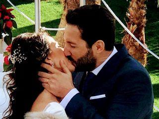 La boda de Choni y Javier