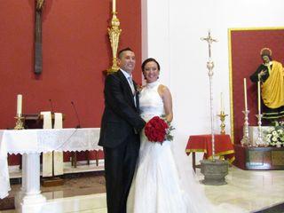 La boda de Pilar  y Francisco