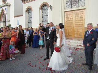 La boda de Pilar  y Francisco 3