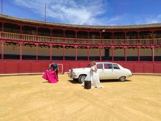 La boda de Francisco  y Beatriz  1