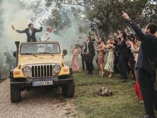 La boda de Ana y Ale