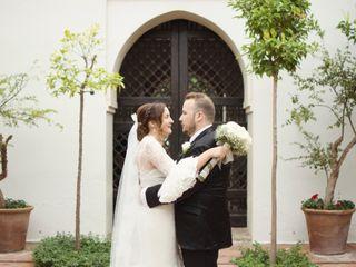 La boda de Macarena y Iván