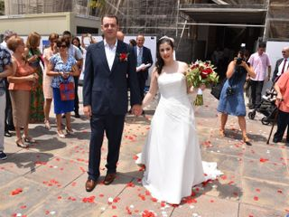 La boda de Atis y Manu 2
