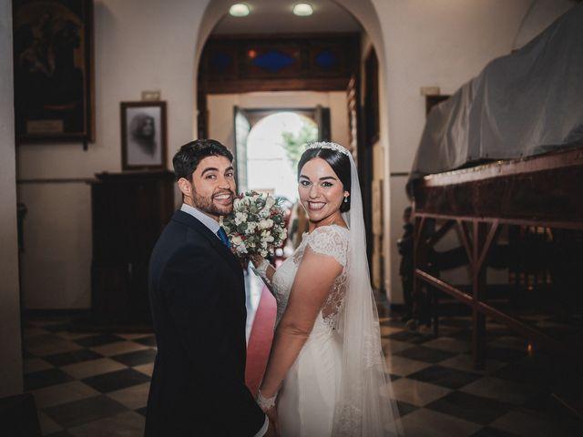 La boda de Jesús y Laura en Espartinas, Sevilla 19