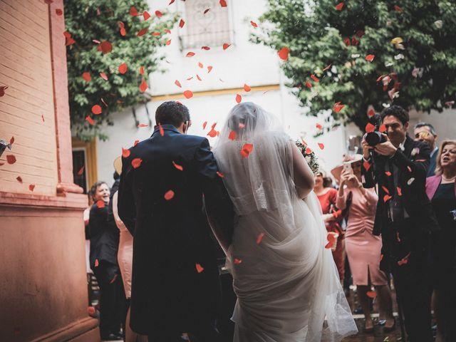 La boda de Jesús y Laura en Espartinas, Sevilla 20