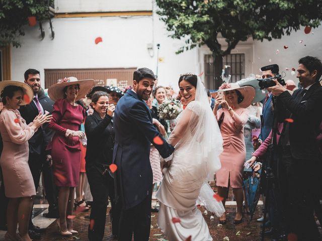 La boda de Jesús y Laura en Espartinas, Sevilla 21