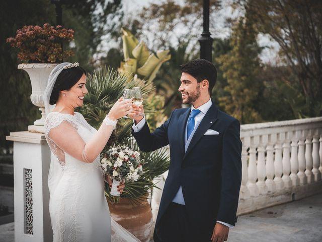 La boda de Jesús y Laura en Espartinas, Sevilla 23