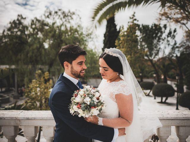 La boda de Jesús y Laura en Espartinas, Sevilla 25