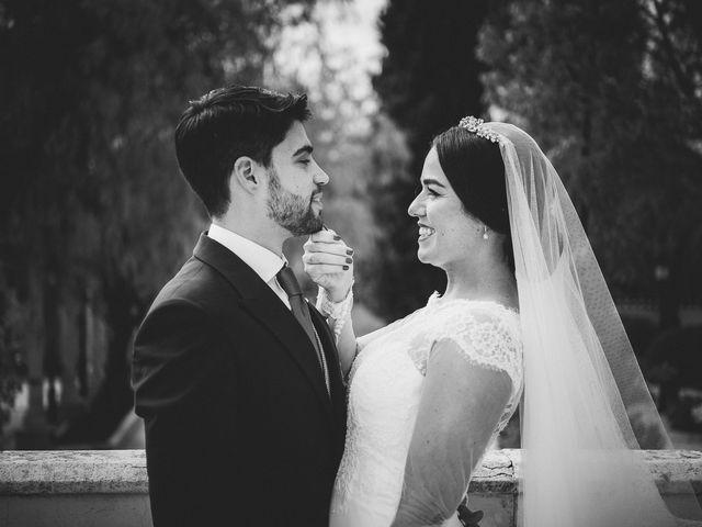 La boda de Jesús y Laura en Espartinas, Sevilla 26