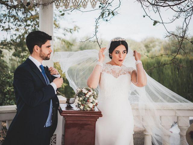 La boda de Jesús y Laura en Espartinas, Sevilla 3