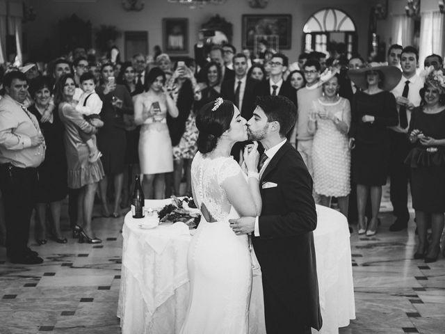 La boda de Jesús y Laura en Espartinas, Sevilla 34