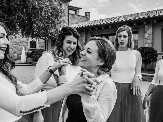 La boda de Joan y Isabelle en Orista, Barcelona 7