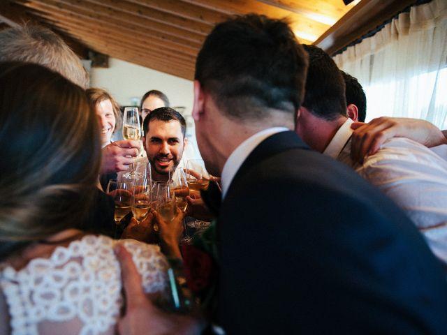 La boda de Joan y Isabelle en Orista, Barcelona 34