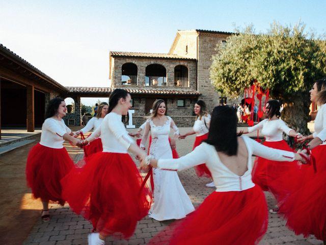 La boda de Joan y Isabelle en Orista, Barcelona 44