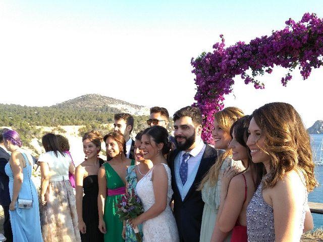 La boda de Pablo y Clara en Eivissa, Islas Baleares 1