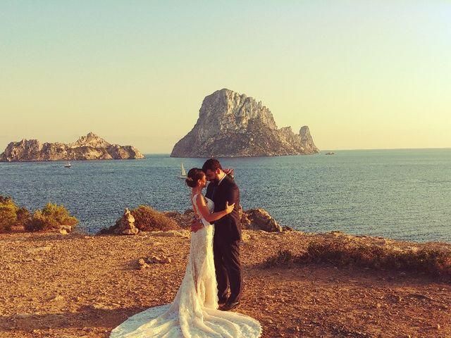 La boda de Pablo y Clara en Eivissa, Islas Baleares 2