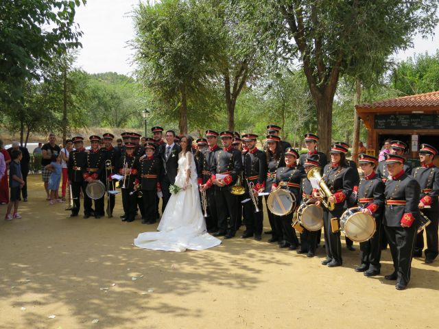 La boda de Rut y Sergio  en Alcalá De Henares, Madrid 1