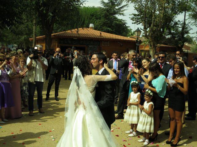 La boda de Rut y Sergio  en Alcalá De Henares, Madrid 2