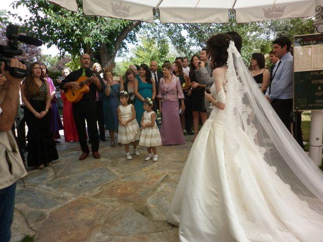 La boda de Rut y Sergio  en Alcalá De Henares, Madrid 5
